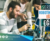 ROBOTİK ve KODLAMA EĞİTMEN EĞİTİMİ